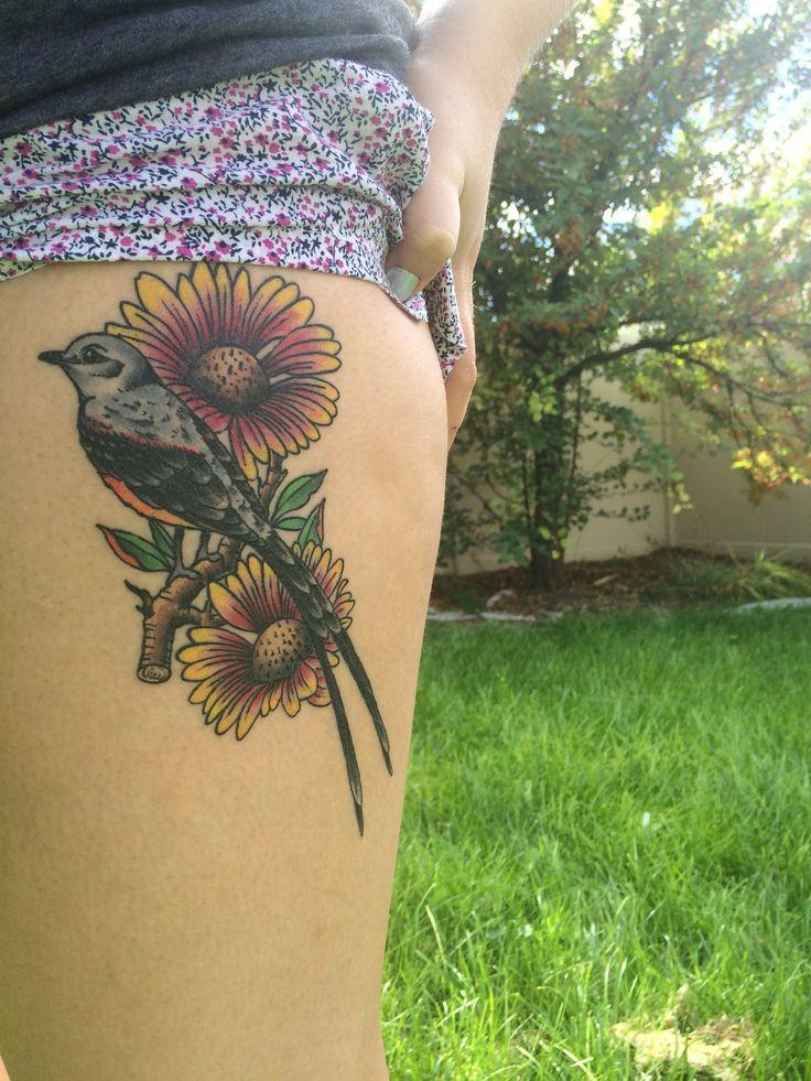"fuckyeahtattoos: ""Done by Derek Sharp at No Regrets Tattoo, Oklahoma City, OK """