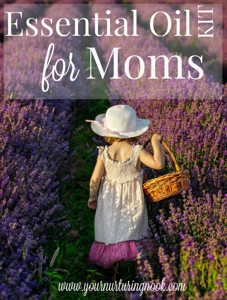 Essential Oil Kit for Moms. Six of my favorite essential oils for everyday use. What I love most about these oils is that they are affordable and safe.
