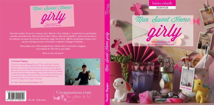 ♥ Mon Sweet Home Girly : sortie décalée ♥ – Poulette Magique