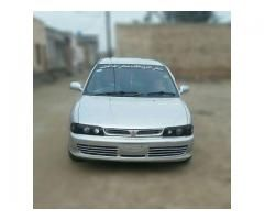 Mitsubishi Lancer 1993 model for sale in good rates