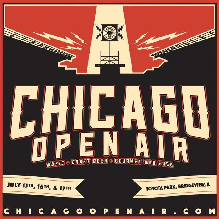 Chicago Open Air Festival 2016