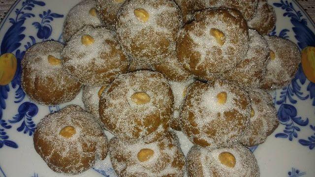 Pitadas De Açúcar...: Broas Dos Santos