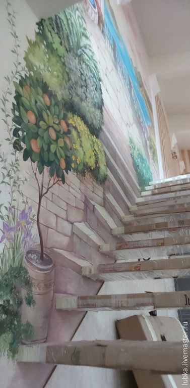 Best 36 Best Staircase Murals Images On Pinterest Murals 400 x 300