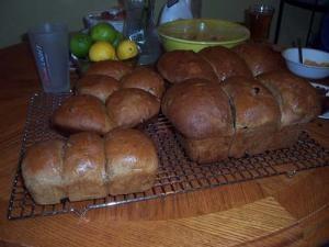 Raisin Sweet Bread  https://www.facebook.com/NewfieChatterBox