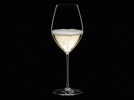 Bicchiere Riedel, il bicchiere perfetto per lo champagne