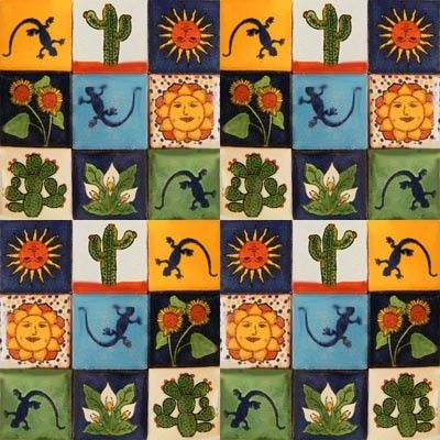 #Mexican #tile