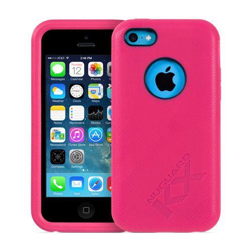 Funda iPhone 5c Rosa Intenso