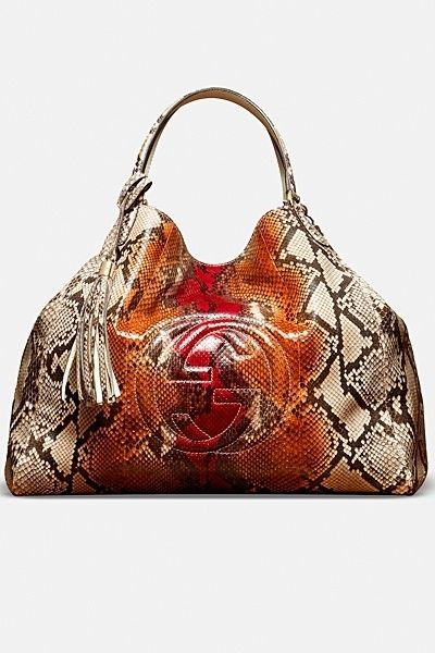 #Gucci Fall 2012 Handbags