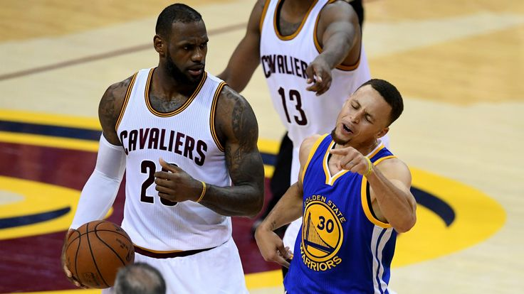 NBA Finals Game 3: Stephen Curry joins LeBron James for rare NBA ...