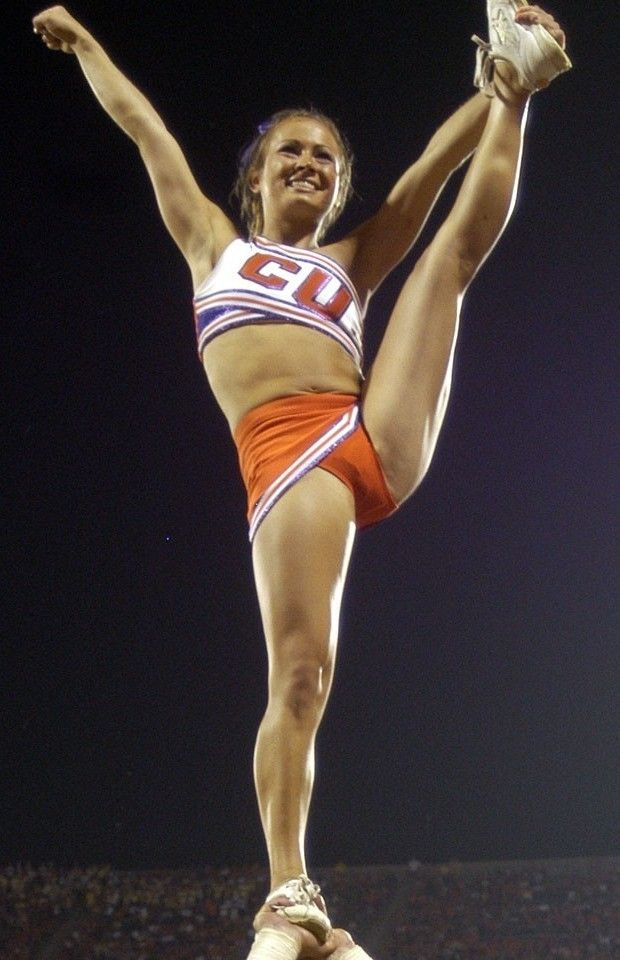 See more Clemson cheerleaders HERE – Sexy Upskirts