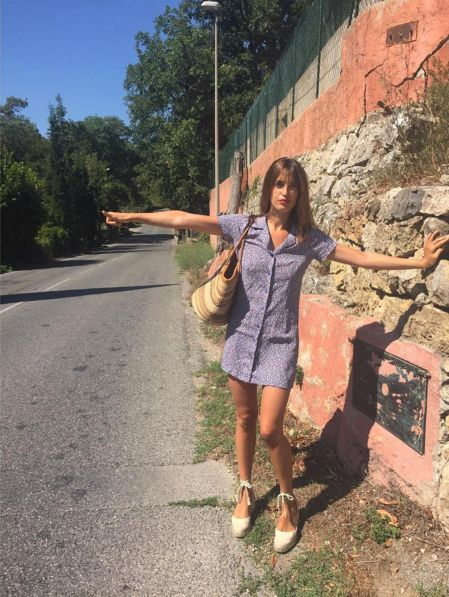 MR Style Icon: Jeanne Damas - Man Repeller