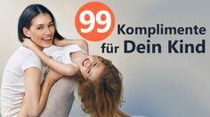 NetMoms hat 99 Komplimente zusammengestellt, die Dein Kind unbedingt hören sollte. Es wird Augen machen!