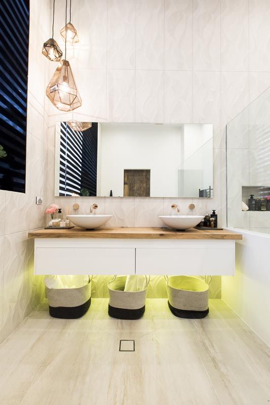Karlie & Will's Master Ensuite | The Block Shop