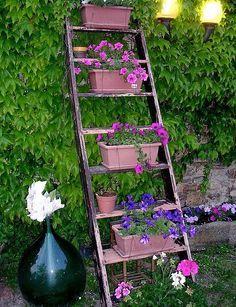 escalera jardinera - Buscar con Google