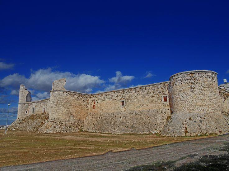 Castillo de los Condes de Chinchon.