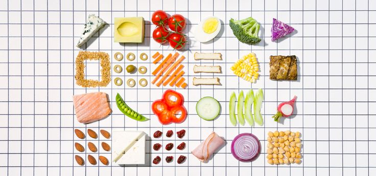 How To Create The Perfect Salad-Bar Salad