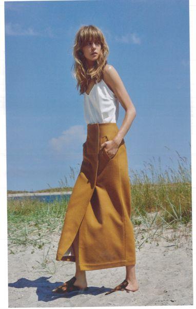 Won Hundred - Harmony Skirt
