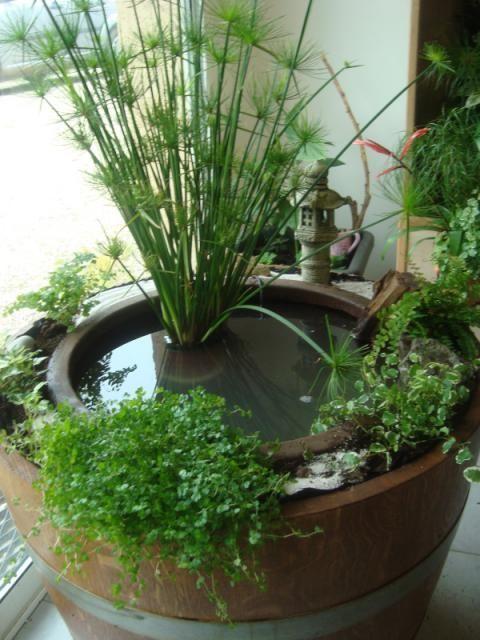 Petit bassin d'interieur bien pratique !
