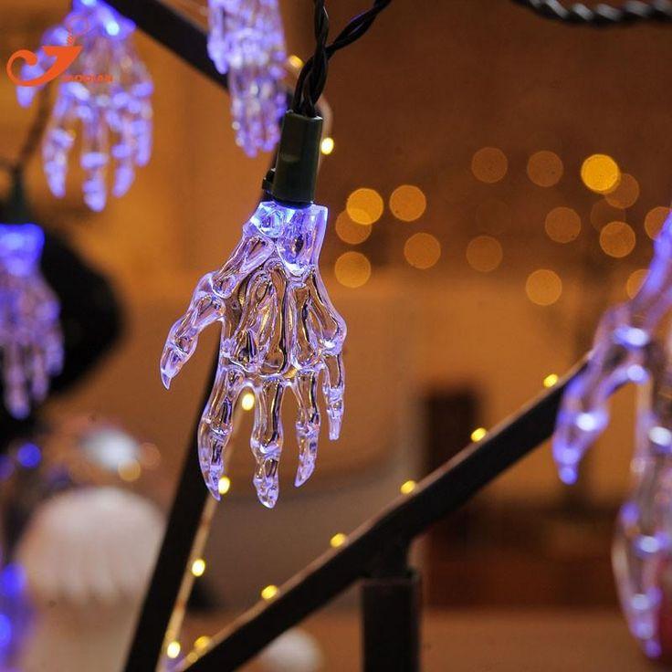 Skull Skeleton LED Christmas Decor