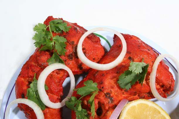Tandoori Chicken - Hot Indian Recipes