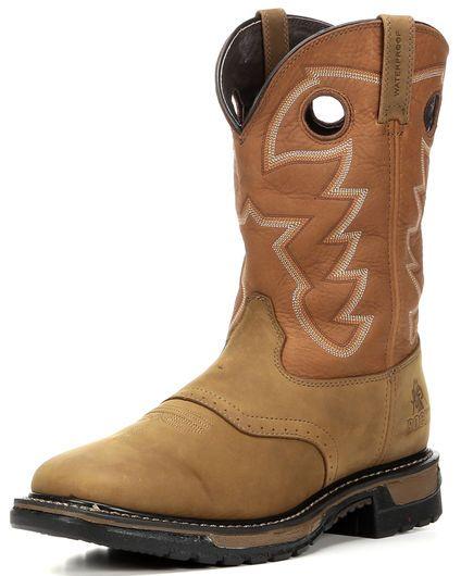 Rocky Boots Original Ride Western Boot