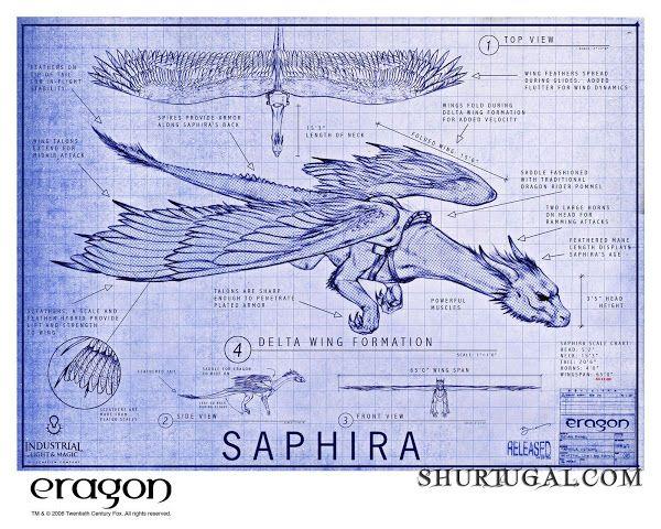 Eragon concept art :D