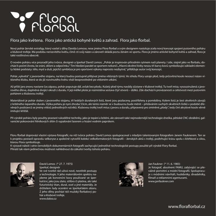 Flora florbal - dokument o vzniku