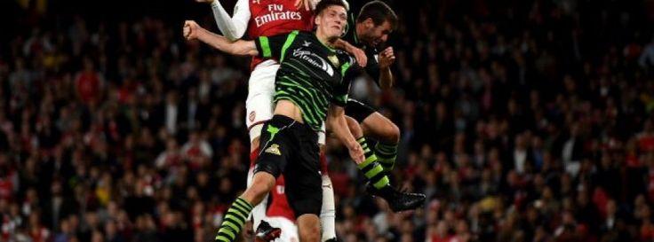Arsenal superó con lo justo a equipo de la tercera división en la Copa de la Liga inglesa - Cooperativa.cl