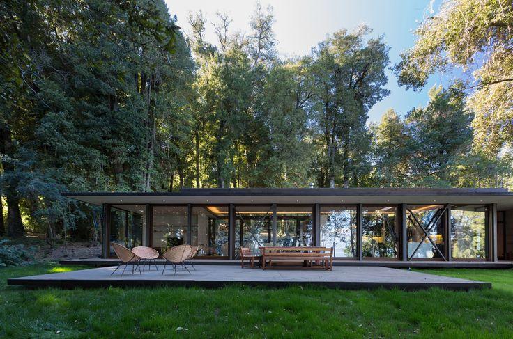 Galería de Casa en Lago Villarrica / Planmaestro - 6