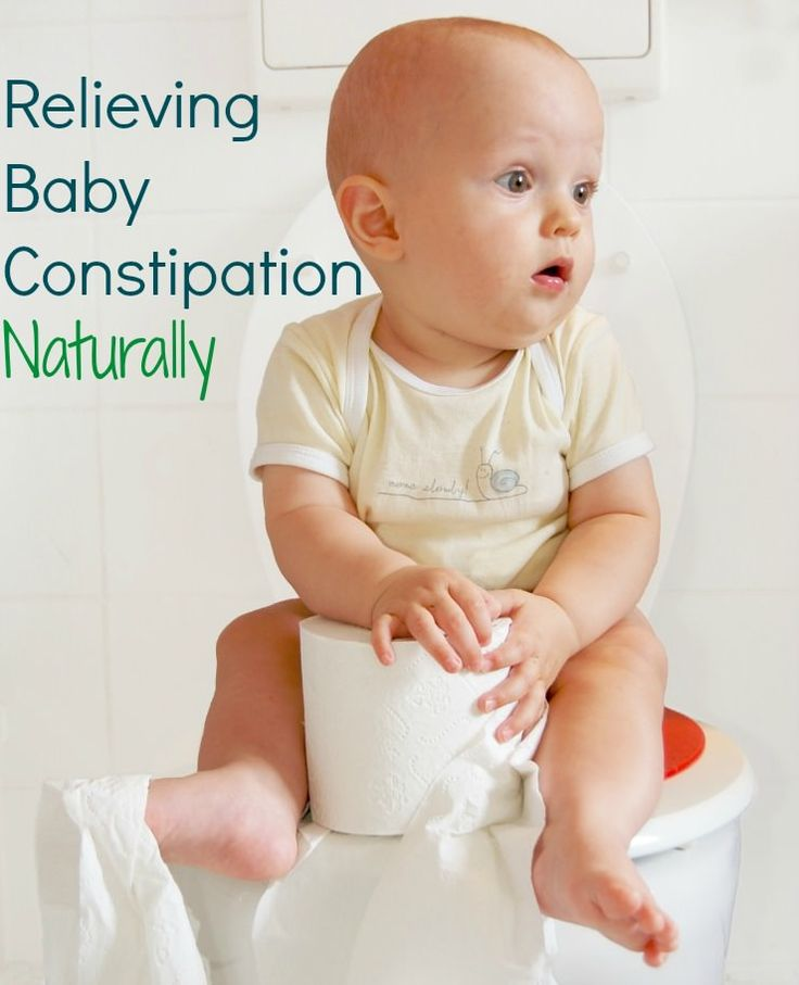 Relieving Baby Constipation Naturally Baby Baby