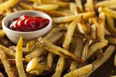 Go low calorie and healthy with these spicy and light oven-baked turnip fries.