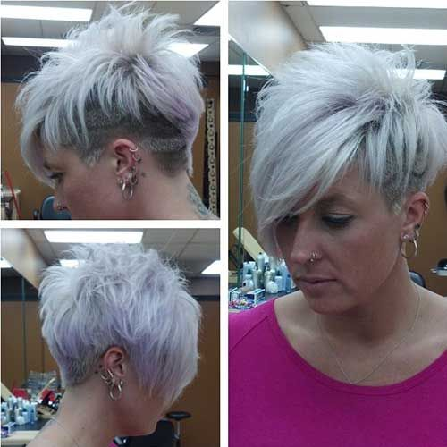 Una nuova fotogallery con la quale vi proponiamo altri 20 tagli di capelli molto corti!