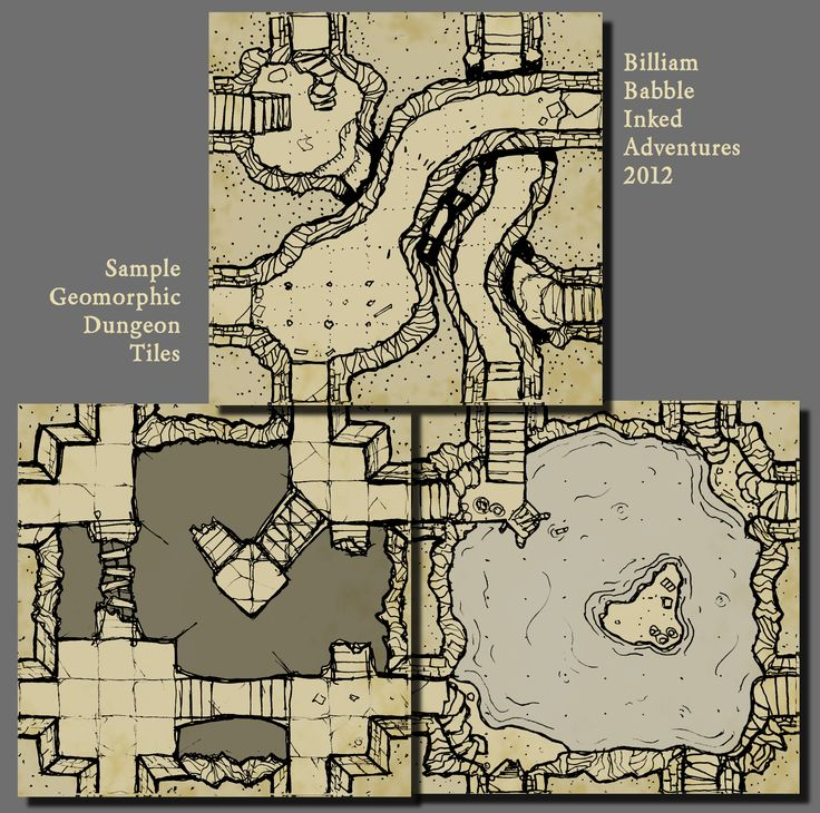 promo_test_geomorph_dungeon_tiles_billiam_babble_Inked_Adventures_2012_.jpg (2084×2068)