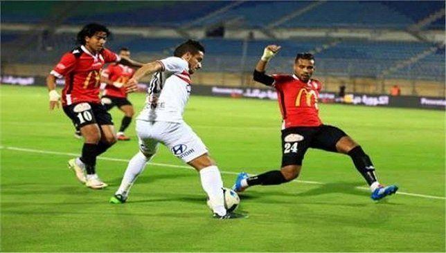 ملخص مباراة الزمالك اليوم ضد طلائع الجيش النتيجة والأهداف
