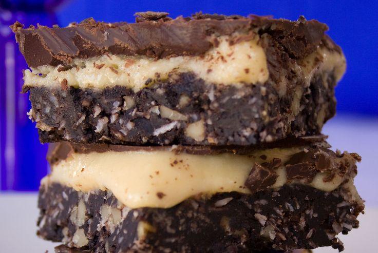 Így készül a Nanaimo süti - Nem véletlenül ez a kanadaiak kedvence