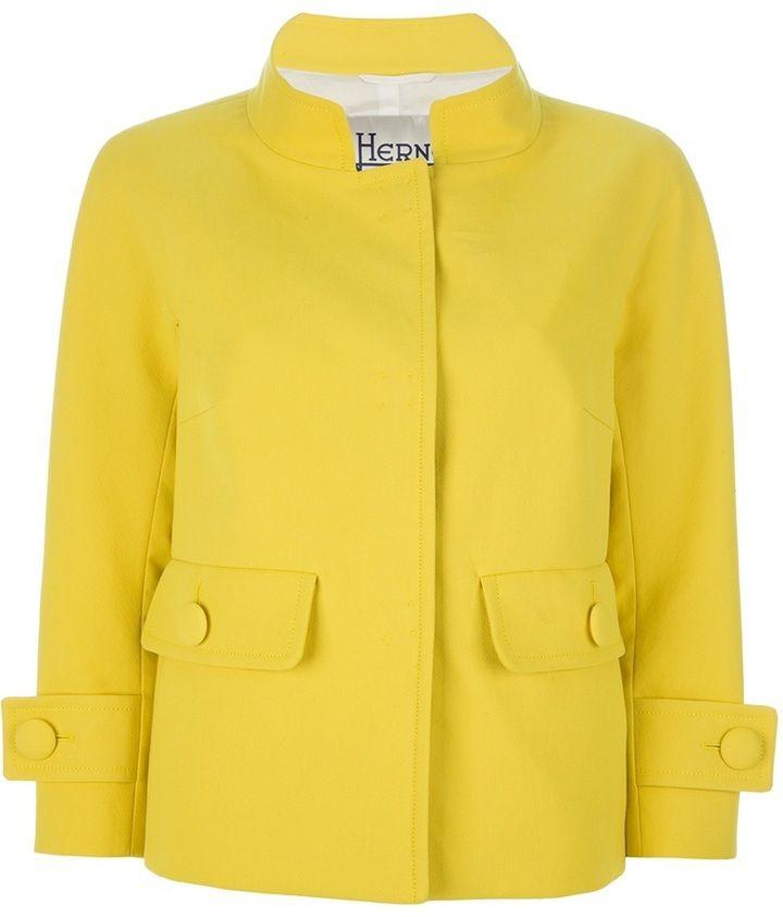 Herno showerproof panama jacket auf shopstyle.de