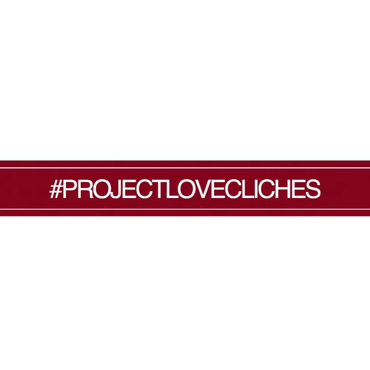 ProjectLoveCliches Stickers and Banners here. #τυχαίο # Τυχαίο # amreading # books # wattpad