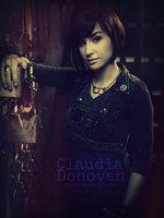 Claudia Donovan by bubblenubbins