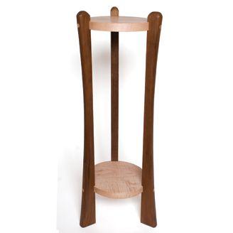 Fine Craft Wood Table by Luc Josh - Edmonton, Alberta. Member of the ...