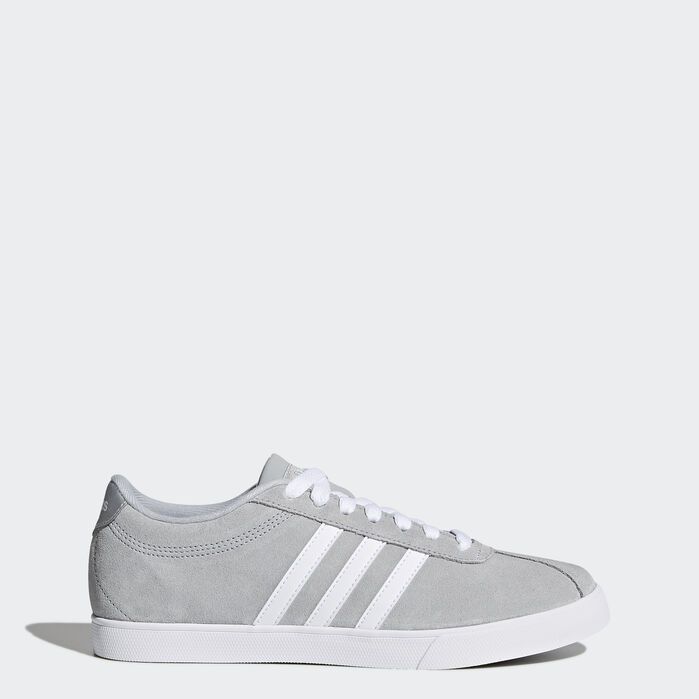 Courtset Shoes Grey Womens | Adidas courtset, Minimalist ...