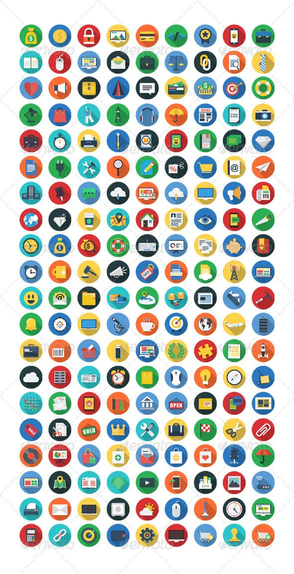 200 Flat Icons | Buy and Download: http://graphicriver.net/item/200-flat-icons/7956049?WT.ac=category_thumb&WT.z_author=ikonogirl&ref=ksioks
