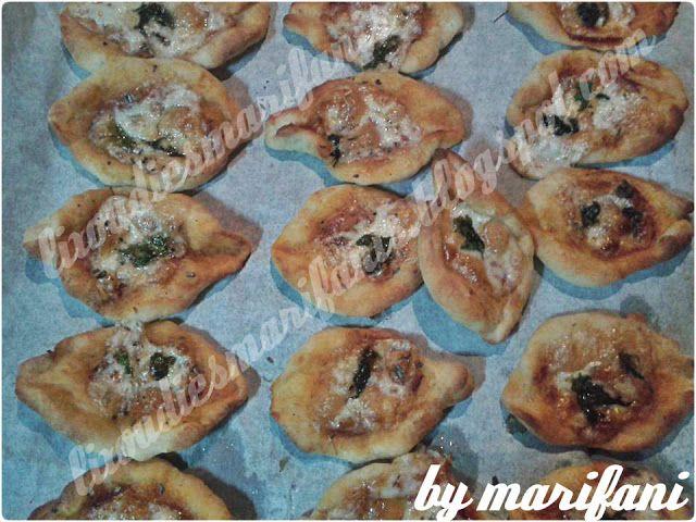 Οι λιχουδιές της Μαριφάνης: ΠεΪνιρλί με γιαουρτοζύμη χωρίς μαγιά