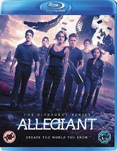 Allegiant [Blu-ray] [2016]: Amazon.co.uk: Shailene Woodley, Theo James, Naomi Watts, Miles Teller, Robert Schwentke: DVD & Blu-ray