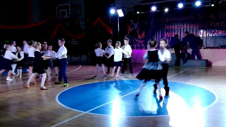 Ogólnopolski Turniej Tańca Towarzyskiego o Puchar Wójta gminy Głowno 3