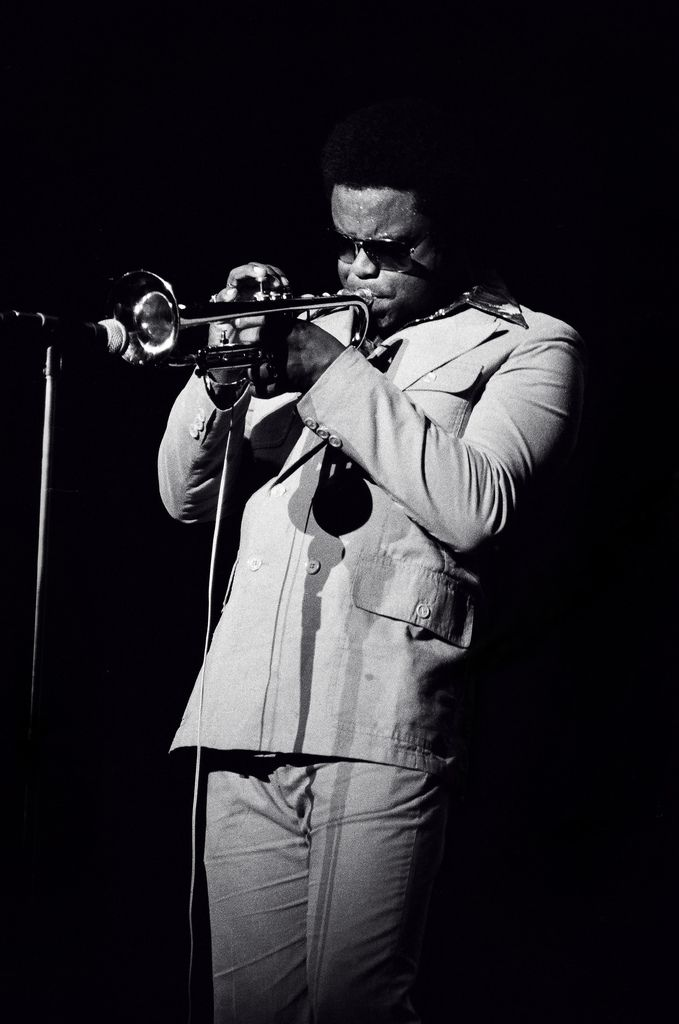 """I advise all the young kids to not overwork. You can't be out there blowing hard. You have to pace yourself."" - Freddie Hubbard"