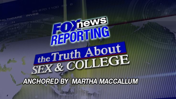 Martha MacCallum: The untold story of the campus 'rape crisis' Martha MacCallum By Martha MacCallum  Published December 02, 2015 FoxNews.com