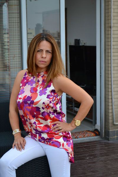 Sanya woman top pattern from the New URBAN JUNGLE pattern collection #pattern #sewing