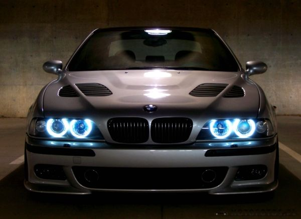 Xenony BMW