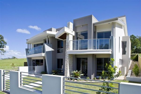 Tranquility Vista architecture design for luxury and fashionable living. #luxuryhome #architecture #deluxe