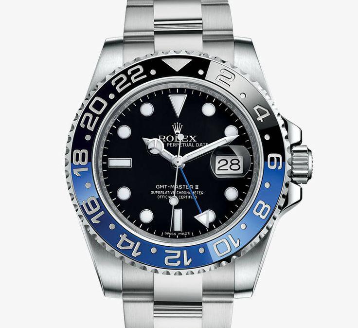 Rolex GMT Master II - 904L steel - M116710BLNR-0002